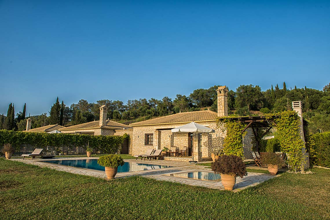 Megalithari Villas in Corfu - Luxury Villas in Corfu